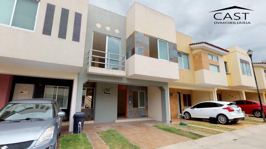 Casa nueva en Nueva Galicia